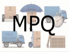 最小包装个数:MPQ