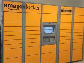 亚马逊Amazon Locker