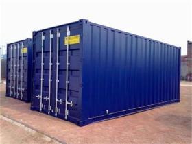 集装箱货运常识