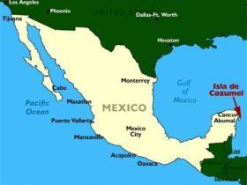 墨西哥港口有几个,都有哪些港口