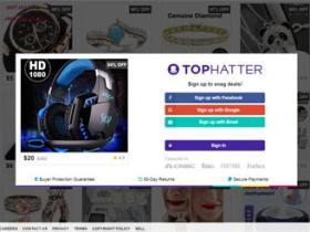 Tophatter是什么平台