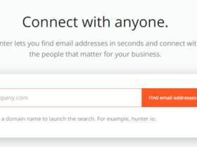 邮箱搜索工具:Email Hunter