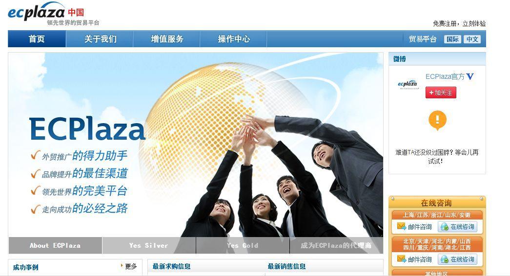 国外B2B电商平台大全