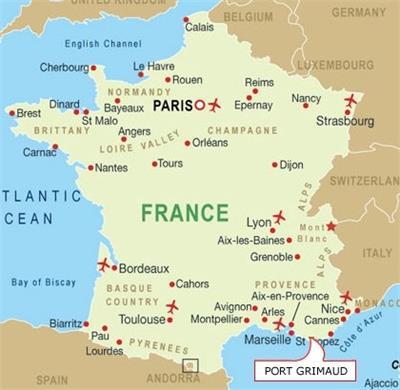 法国港口有哪些
