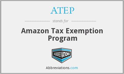 亚马逊免税计划